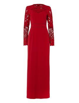 Minda Cutwork Dress by Phase Eight