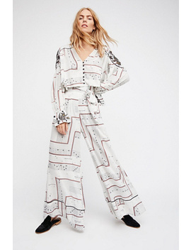Stairway To The Moon Co Ord by Free People