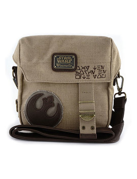 Star Wars Rebel Canvas Crossbody Bag by Think Geek