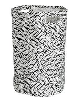 Gepunkteter Wäschekorb by H&M