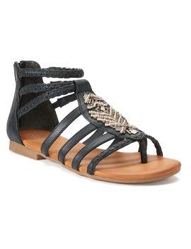 So® Guppy Women's Gladiator Sandals by So