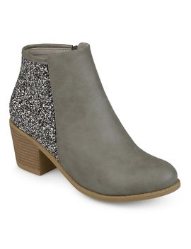 Journee Collection Noble Women's Ankle Boots by Kohl's