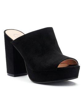 Candie's® Admire Women's Platform Mules by Candie's