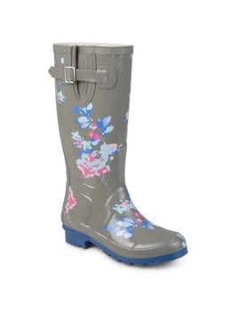 Journee Collection Mist Women's Water Resistant Rain Boots by Kohl's