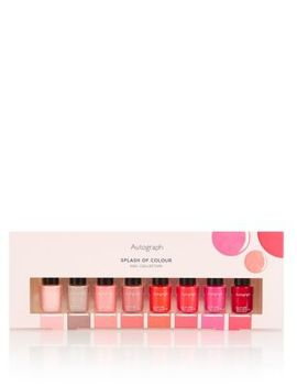 Splash Of Colour Nail Collection by Autograph