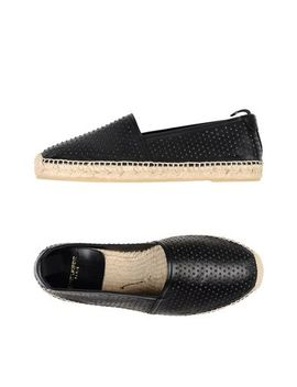 Espadrilles by Saint Laurent