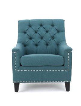 Highbury Fabric Armchair by Willa Arlo Interiors