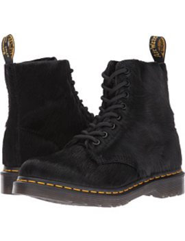 Pascal Hair 8 Eye Boot by Dr. Martens