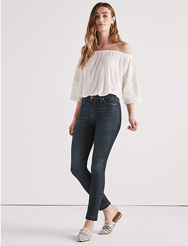 Hayden High Rise Sculpting Skinny Jean In Mosquero by Lucky Brand