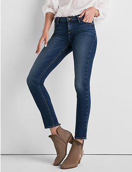 Lolita Mid Rise Crop Jean In Citrus Springs by Lucky Brand