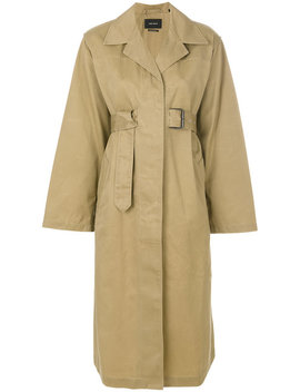 Belted Trench Coat by Isabel Marant