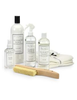 Six Piece Detox Your Home Gift Set by The Laundress