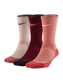 Nike 3 Pc. Crew Socks   Womens by Nike