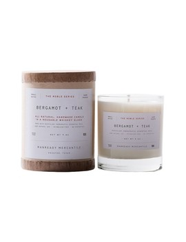 Noble Series Soy Candle by Manready Mercantile