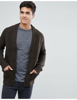 Celio Cardigan In Chunky Knit by Celio