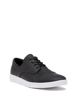 Bailey Saffiano Cap Toe Sneaker by Calvin Klein