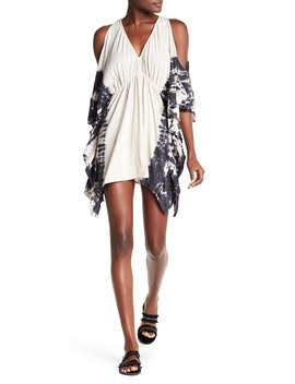 Free Spirit Poncho Cover Up by Ale By Alessandra