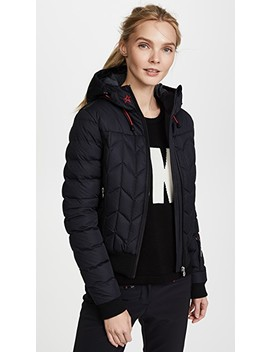 Cordon Down Jacket by Perfect Moment