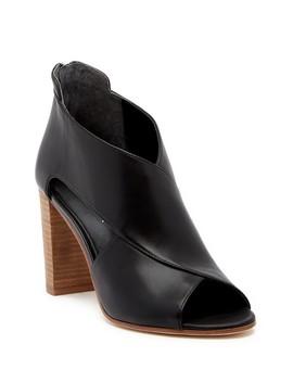 Gerri Block Heel Sandal by Via Spiga