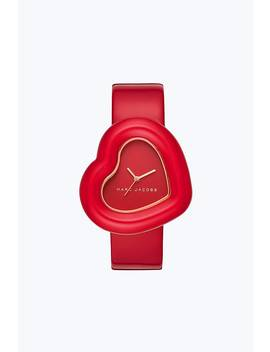 The Heart Watch 38 Mm by Marc Jacobs