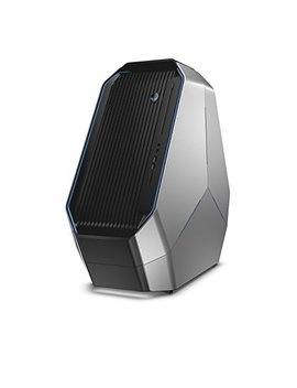 Dell Alienware Area 51 Threadripper Gaming Desktop (Epic Silver)   (Amd Ryzen Threadripper 1950 X Processor, 64 Gb Ram, 512 Gb Ssd And 2 Tb Hdd, Nvidia Gtx 1080 8 Gb Liquid Cooled Graphics Card, Windows 10 Home) by Alienware