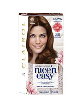 Color:Dark Auburn by Clairol