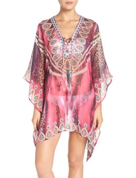 Marrakesh Desert Short Kaftan by Asa Kaftans