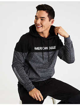 Ae Active Colorblock Hoodie by American Eagle Outfitters