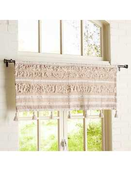Moroccan Valance by Pier1 Imports