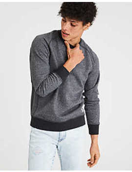 Ae Seamed Side Panel Sweatshirt by American Eagle Outfitters