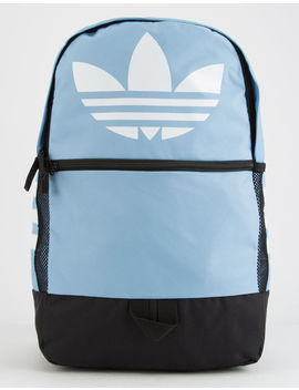 Adidas Originals Trefoil Light Blue Backpack by Adidas