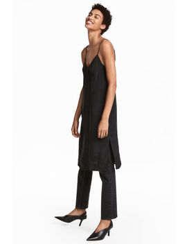 Airy Lyocell Blend Dress by H&M