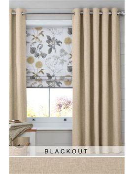 Bouclé Curtains by Next