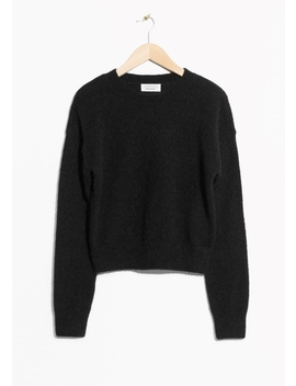 Mohair & Wool Sweater by & Other Stories