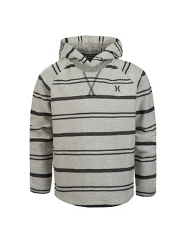 Boys 4 7 Hurley Striped Hooded Tee by Kohl's