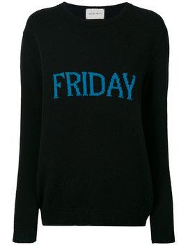 Friday Intarsia Jumper by Alberta Ferretti