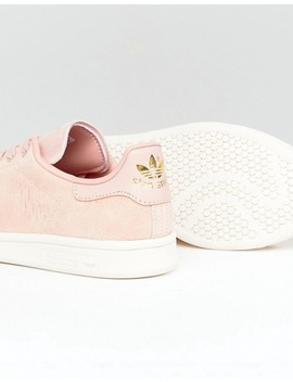 """<Font Style=""""Vertical Align: Inherit;""""><Font Style=""""Vertical Align: Inherit;"""">Adidas Originals   Stan Smith   Sneaker In Light Coral</Font></Font> by  Adidas"""