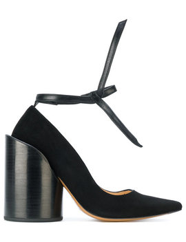 Chunky Heel Pumps by Jacquemus
