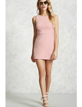Knit Sheath Dress by Forever 21