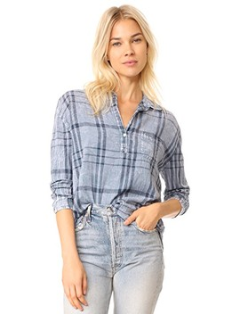 Do What You Love Button Down Shirt by Sundry