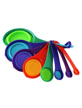Squish 8 Pc. Measuring Cup Set by Kohl's