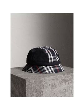 Gosha X Burberry Bucket Hat by Burberry