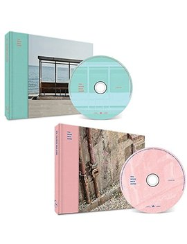 Bts You Never Walk Alone Bangtan Boys Kpop Wings [Left + Right Ver. Set] Album 2 Cd + 2 Photobooks + 2 Photocards by Amazon