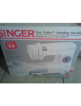 Singer Tiny Tailor Mending Sewing Machine by Singer