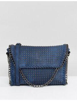 Yoki Chain Detail Across Body Bag by Bag