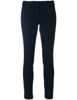 Skinny Tailored Trousers by Joseph