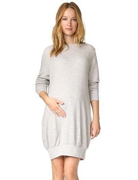 The Sweatshirt Dress by Hatch