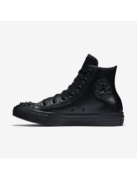 Converse Chuck Taylor All Star Leather And Studs High Top by Nike