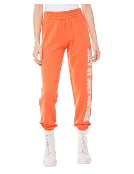 Jxjc Collegiate Logo Terry Pant by Juicy Couture