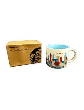Starbucks You Are Here Collection   Atlanta, 14 Fl Oz (011023955) by Starbucks